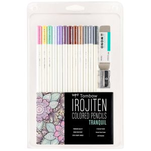 Irojiten Colored Pencil Set, Tranquil