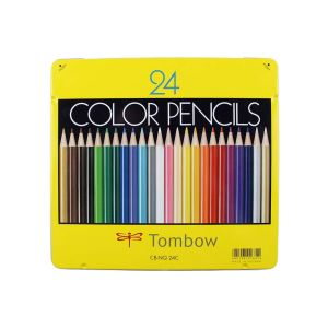 1500 Series Colored Pencils, 24pc Set