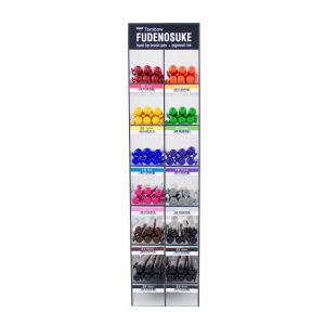 Fudenosuke Color Brush Pen, Display