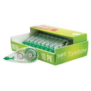 MONO Correction Tape, Mini, 10- Pack
