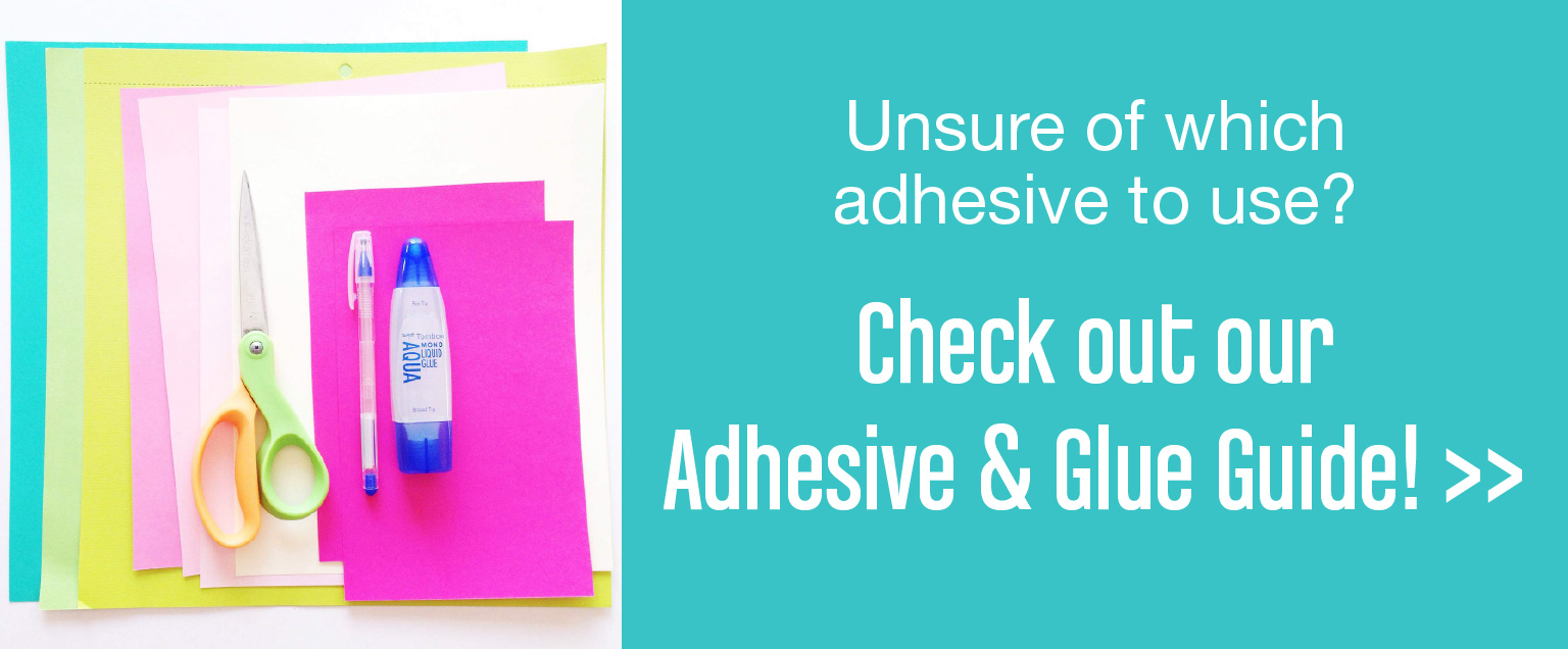 Adhesive and Glue Guide