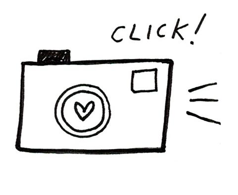 Snap a Photo & Share