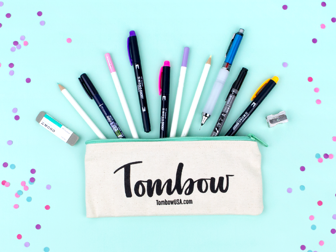 Exclusive Tombow Products