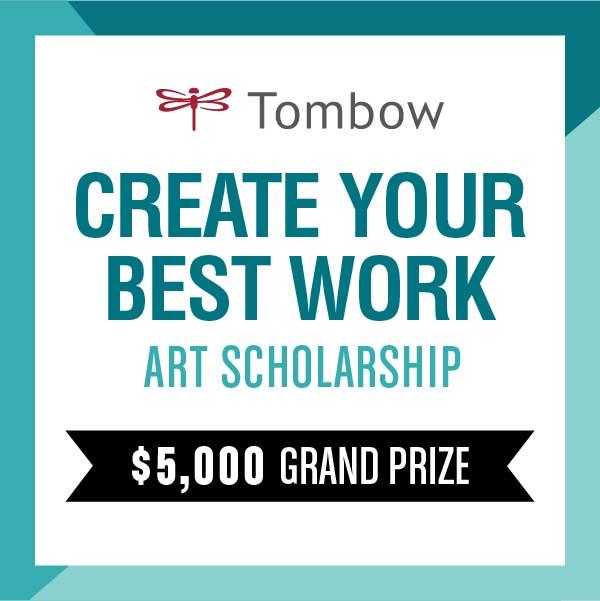 Tombow Art Scholarship
