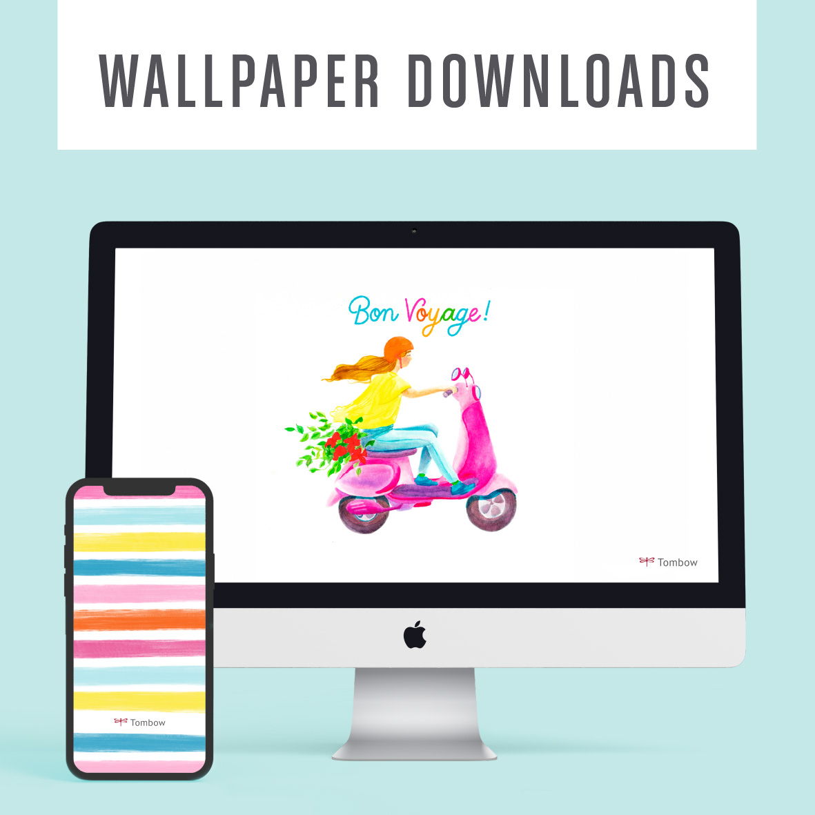 Tombow Free Wallpaper Downloads